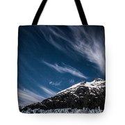 Glacier Sky Tote Bag