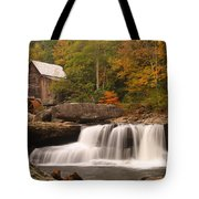 Glade Creek Grist Mill 10 Tote Bag