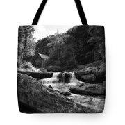 Glade Creek Waterfall Tote Bag