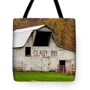 Glady Inn Barn Wv Tote Bag
