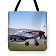 Glamorous Gal - P51 Tote Bag