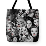 Glamour Girls 1 Tote Bag