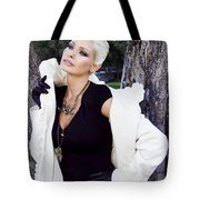 Glamour Palm Springs Tote Bag