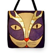 Glamour Puss Tote Bag
