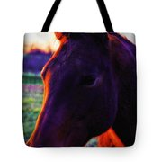 Glamour Shot Tote Bag