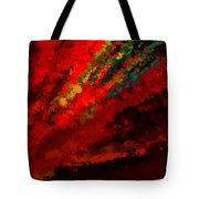 Glance Of Colors Tote Bag