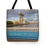 Glasgow Belongs To Us Tote Bag