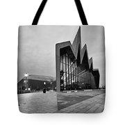 Glasgow Riverside Transport Museum Tote Bag