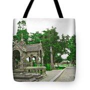 Glasnevin Cemetery 2 Tote Bag