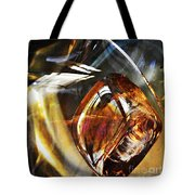 Glass Abstract 476 Tote Bag