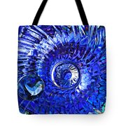 Glass Abstract 479 Tote Bag