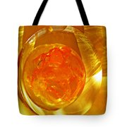 Glass Abstract 580 Tote Bag