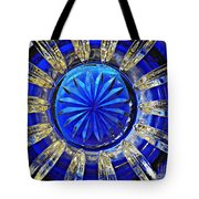 Glass Abstract 590 Tote Bag