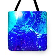 Glass Abstract 603 Tote Bag