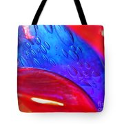 Glass Abstract 610 Tote Bag