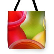 Glass Abstract 716 Tote Bag