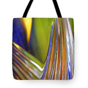 Glass Abstract 743 Tote Bag