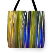 Glass Abstract 747 Tote Bag