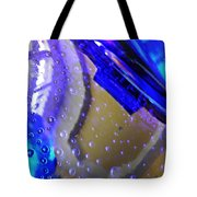 Glass Abstract 780 Tote Bag