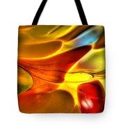 Glass And Light Tote Bag