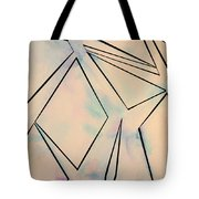 Glass And Sky 2 Tote Bag