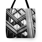 Glass And Steel Tote Bag