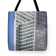 Glass Architecture Tote Bag