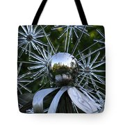 Glass Art Tote Bag