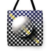 Glass Ball  Tote Bag