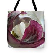 Glass Beauty Tote Bag