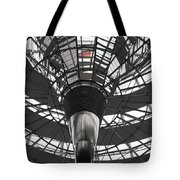 Glass Cupola - Reichstagsbuilding Berlin Tote Bag