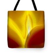 Glass Flame Tote Bag