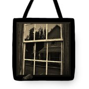 Glass Ghost Tote Bag