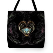 Glass Globe Tote Bag