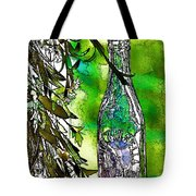 Glass Of The Past Tote Bag