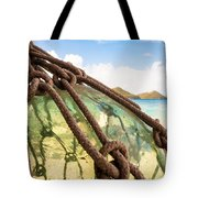Glass Ornament Tote Bag