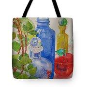 Glass Reunion Tote Bag