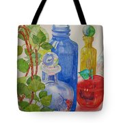 Glass Reunion Tote Bag