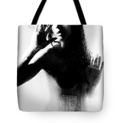 Glass Shadows Tote Bag