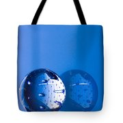 Glass Sphere Tote Bag