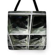 Glass Wall Tote Bag