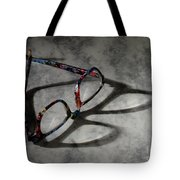 Glasses 1b Tote Bag