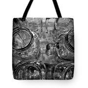 Glasswares Tote Bag
