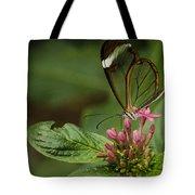 Glasswing Tote Bag