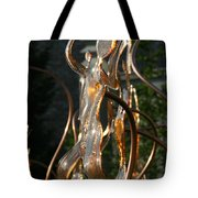 Glassy Lady Tote Bag