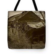 Gleason Ghost Town Tote Bag