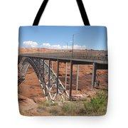 Glen Canyon Bridge Tote Bag