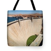 Glen Canyon Dam Tote Bag