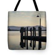 Glendale Docks No. 2 Tote Bag by David Gordon
