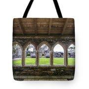 Glenluce Abbey - 4 Tote Bag